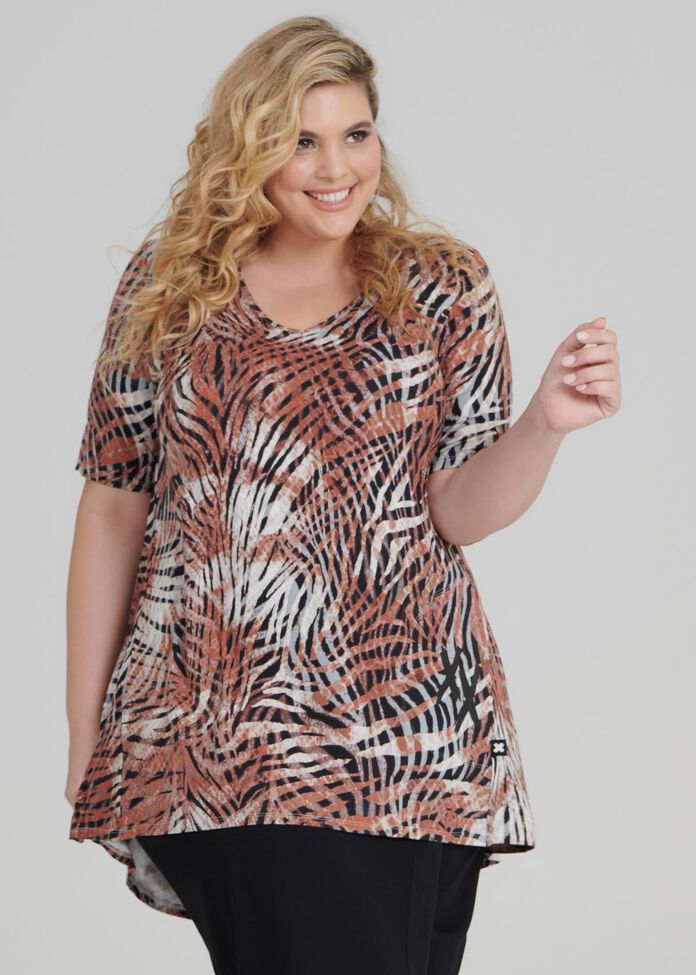 Wild Ways Tunic, , hi-res