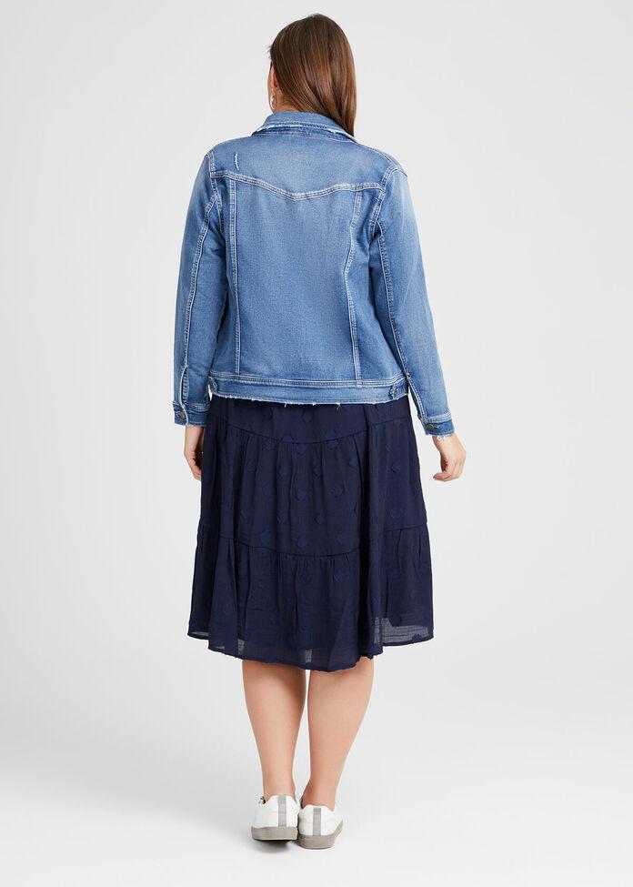 Everlasting Denim Jacket, , hi-res