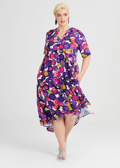 Spectrum Viscose Dress