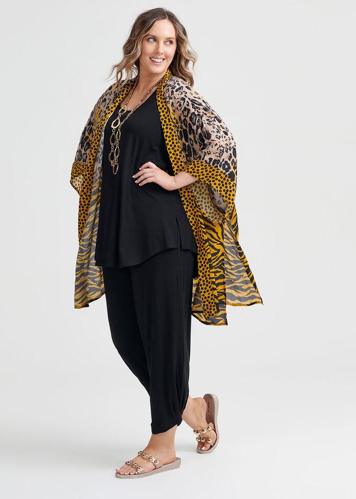 Jumanji Kimono, , hi-res