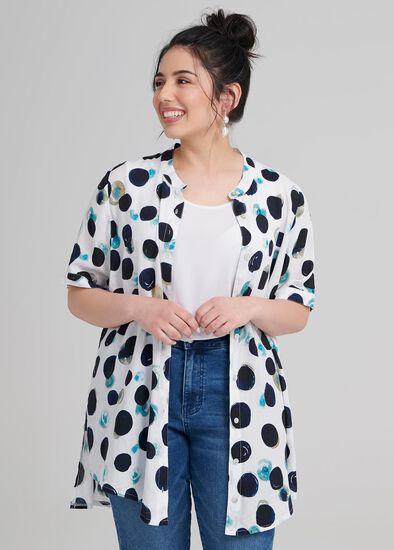Petite Spots Shirt