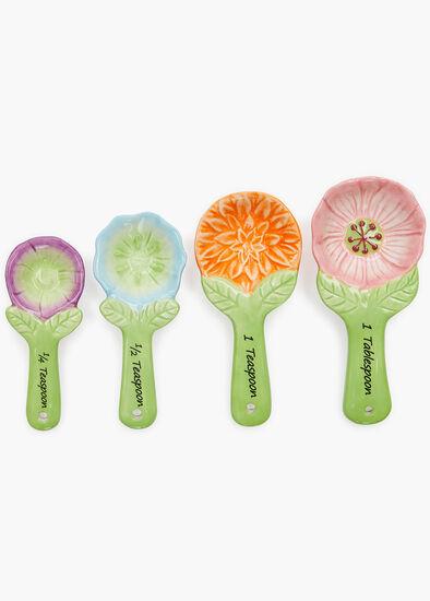 Flower Measuring Spoons