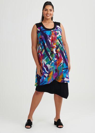 Ruffle Mania Dress
