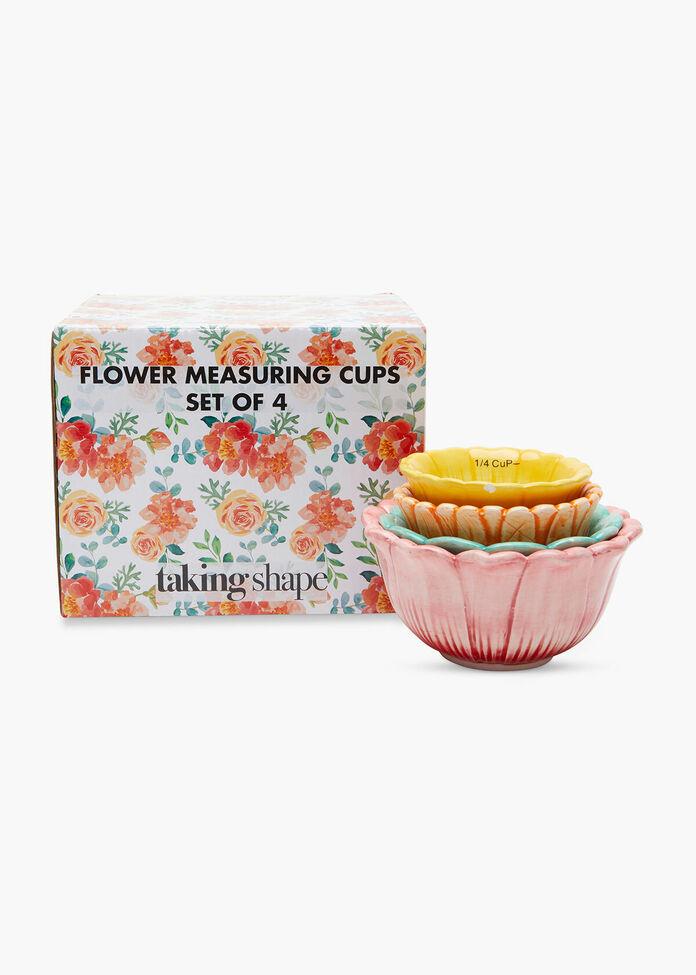 Flower Measuring Cups, , hi-res