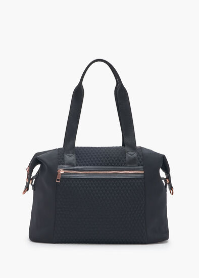 Elevated Neoprene Bag