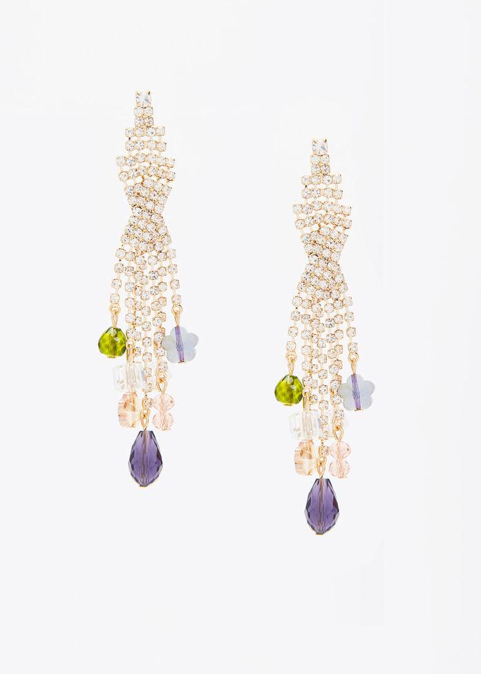 Glitterati Earrings, , hi-res