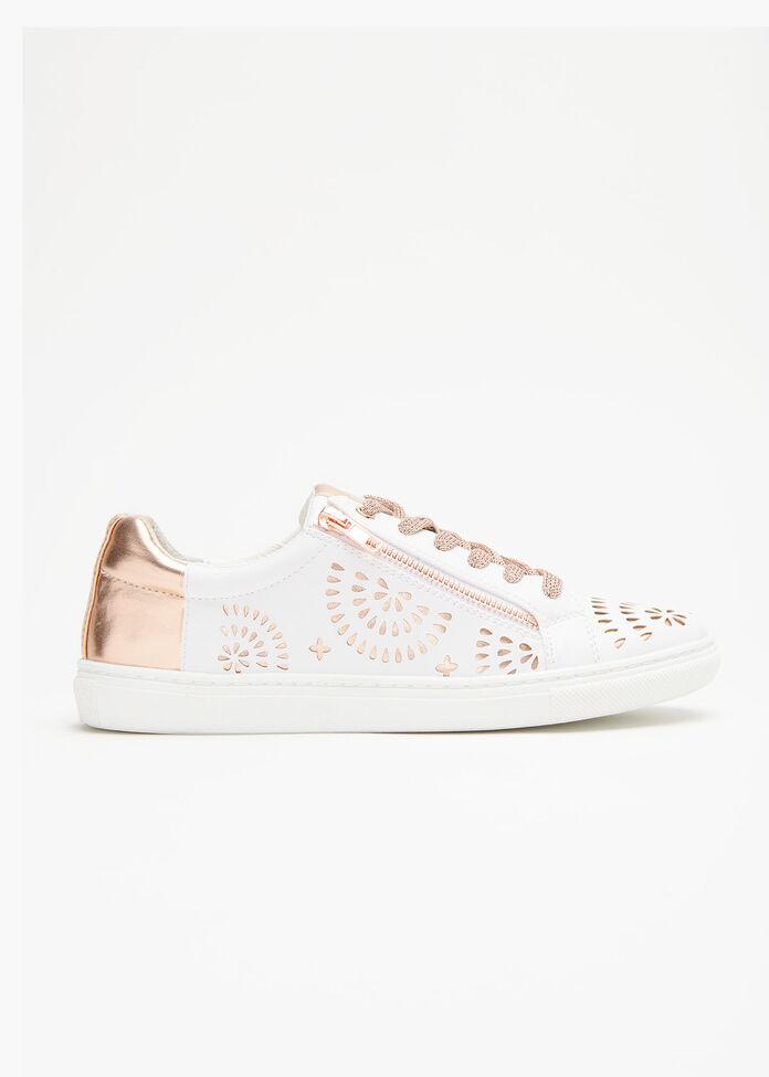 Lovely Lasercut Sneaker, , hi-res