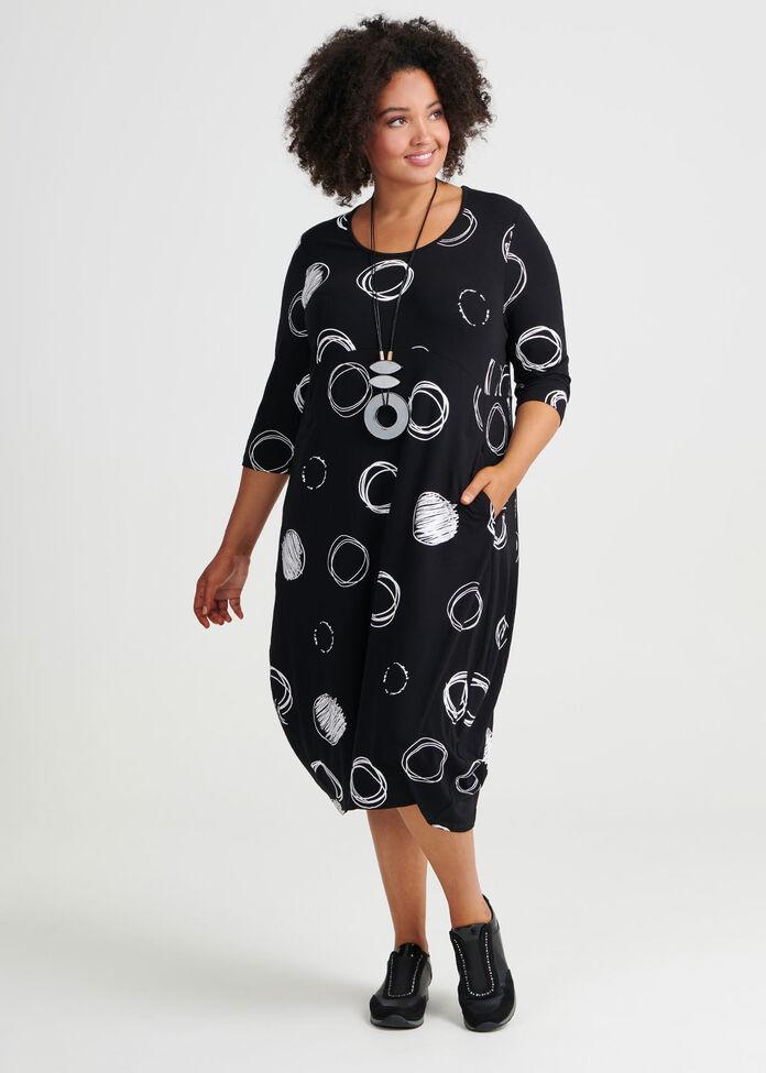Dancing Spots Dress, , hi-res