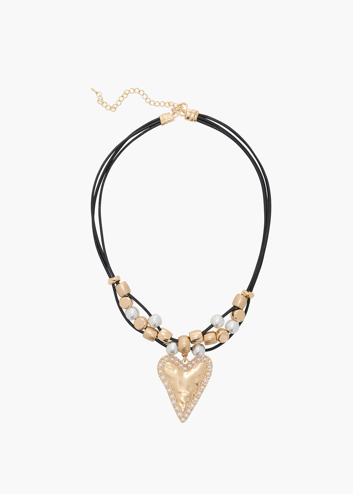 The Lustre Necklace, , hi-res