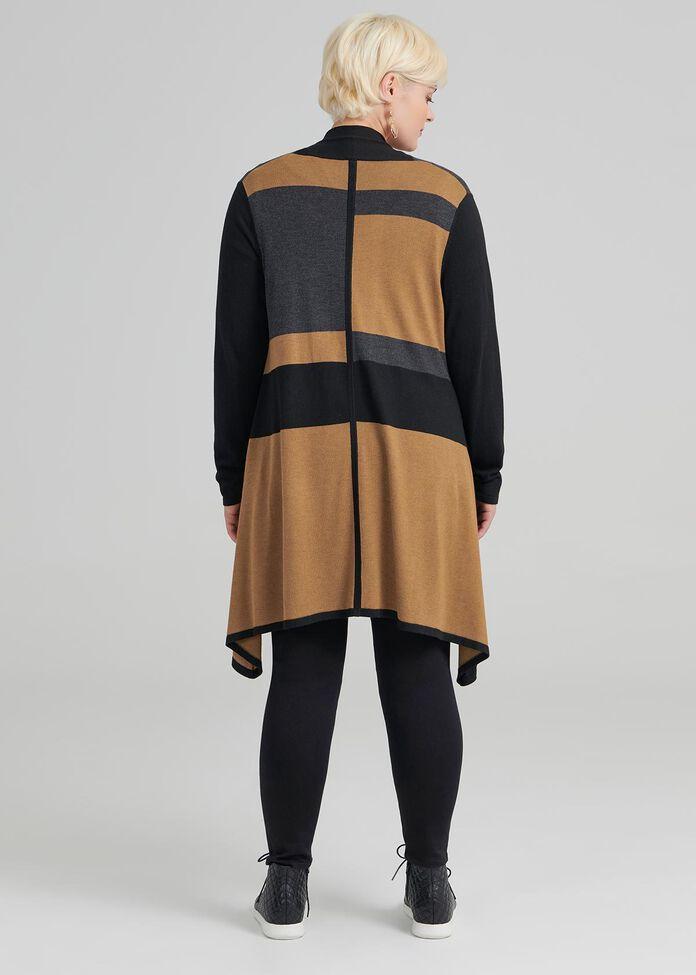 Mondrian Cardi, , hi-res