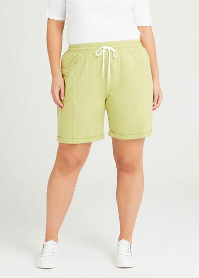 Organic Jasmine Sweat Short