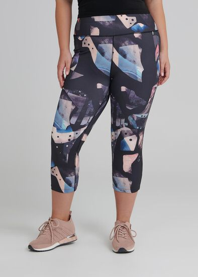 Ethereal Crop Legging
