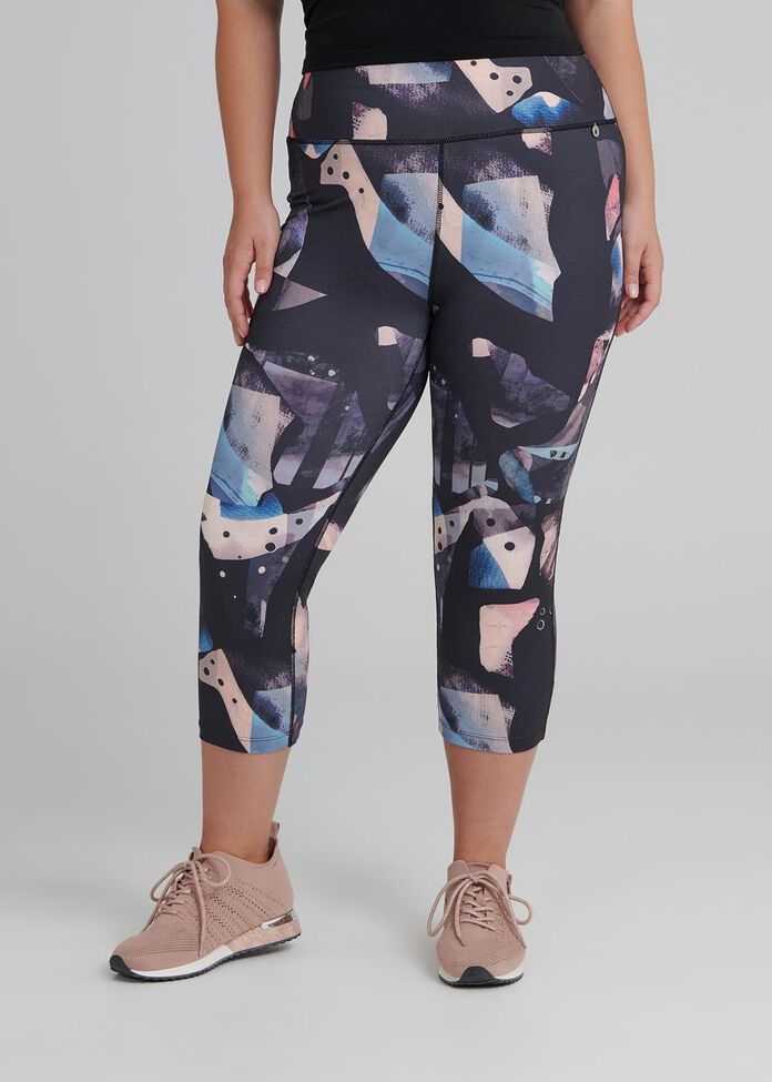 Ethereal Crop Legging, , hi-res
