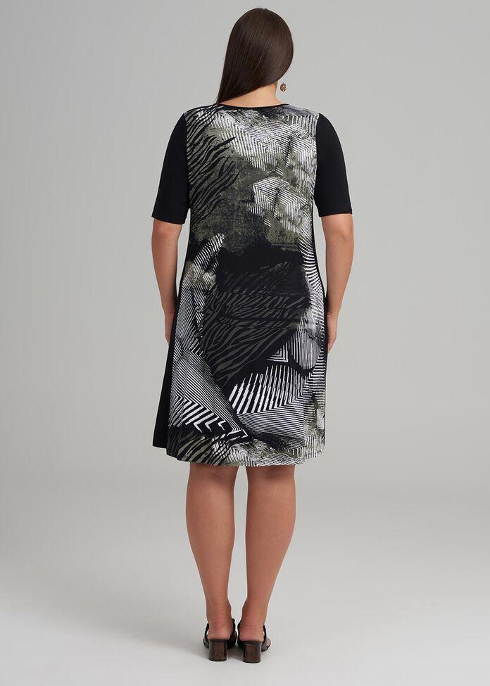 Ambient Bamboo Dress, , hi-res
