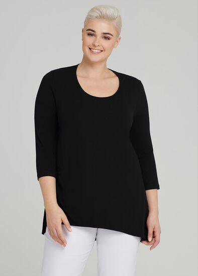 Cora Everyday 3/4 Sleeve Top