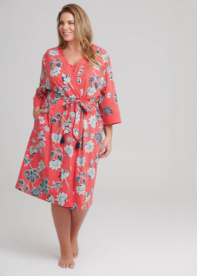 In Bloom Robe
