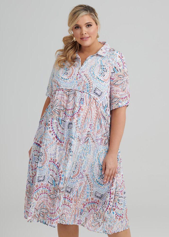 La Boheme Dress, , hi-res