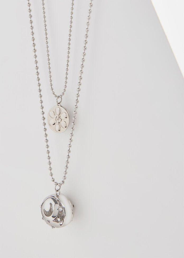 Ornate Orb Necklace, , hi-res