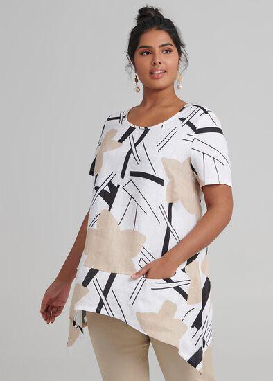 Linen Maya Tunic
