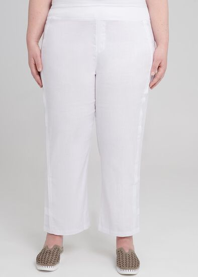 Tall Linen Sonoma Pant