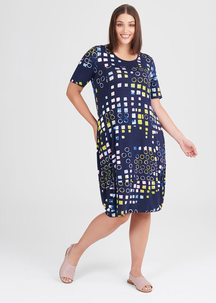 City Limits Bamboo Dress, , hi-res