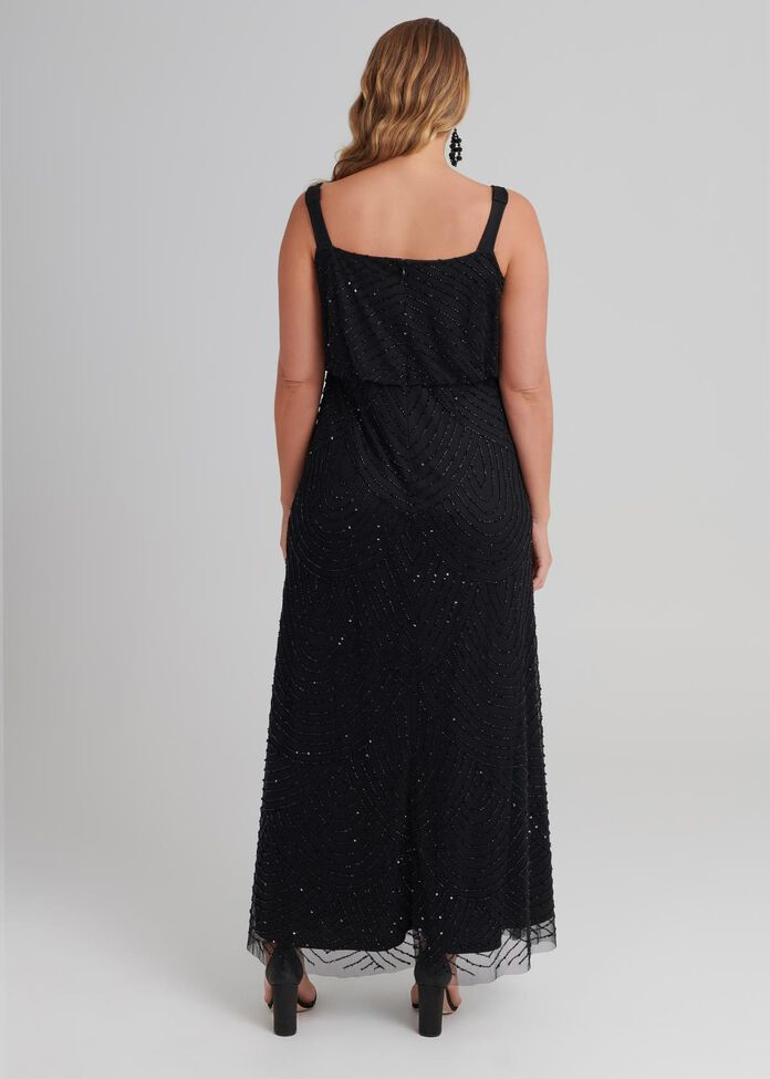 Hot Shot Maxi Dress, , hi-res