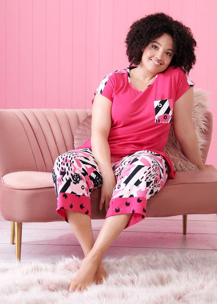 Cotton Nap Queen Pj Top, , hi-res