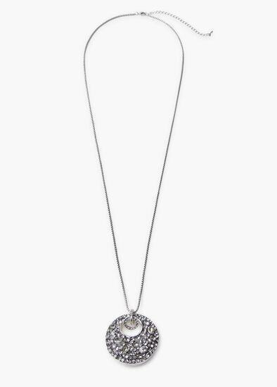 Lunar Crystal Necklace