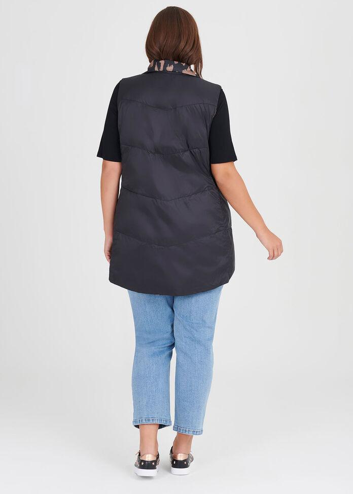 Reversible Animal Vest, , hi-res