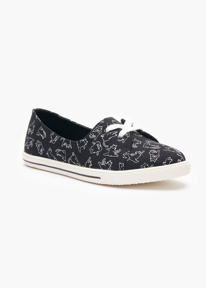 The Cats Meow Sneaker, , hi-res
