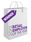 Retail Employer of the Year 2012