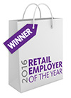 Retail Employer of the Year 2016