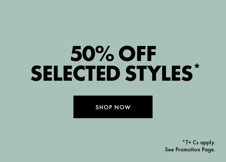 30% off Full Priced Styles